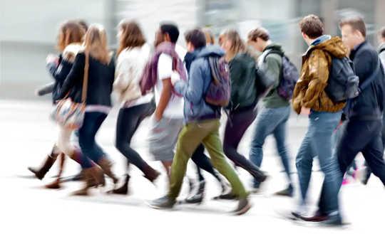 Vad rasdiskriminering gör för unga människors välbefinnande