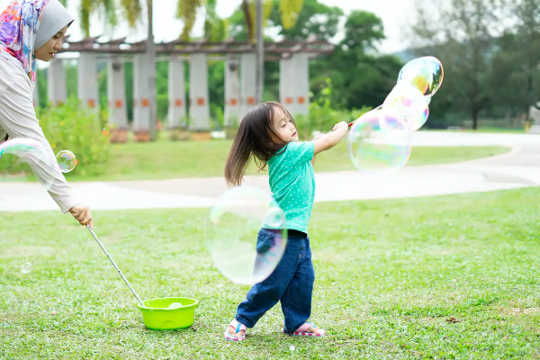 Varför barnens fysiska aktivitet före ålder 5 är så mycket