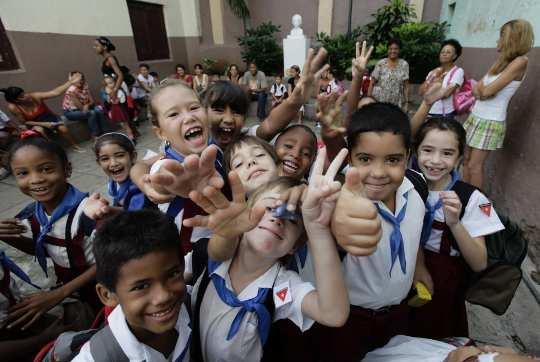 Anak-anak Akan Berkorban Untuk Mengajar Pelaku Salah
