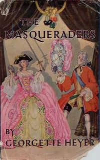 The Masqueraders (1928) por Georgette Heyer