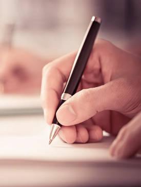 La prise de notes ne concerne pas seulement l'enregistrement, mais le traitement des informations.