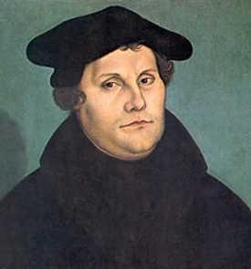 Martin Lutero si prendeva cura dei morenti durante la peste. (Dio affligge e pestilenza ciò che la storia può insegnarci su come vivere una pandemia)