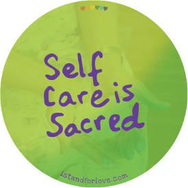 مراقبت از خود مقدس است