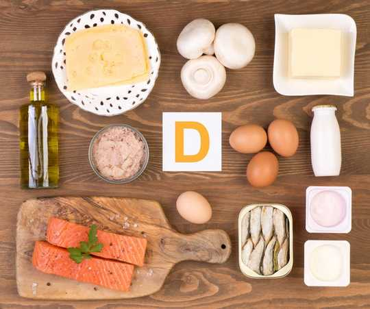 Varför du behöver mer vitamin D på vintern