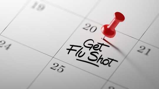 Hvordan overbevise dine kjære om å få influensa skutt i år