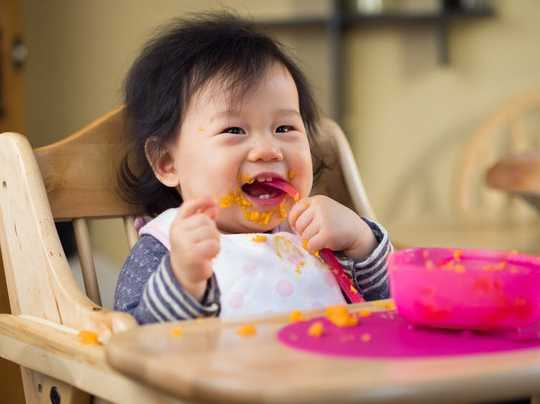 Why Let Babies Be In Charge Of How Much They Eat