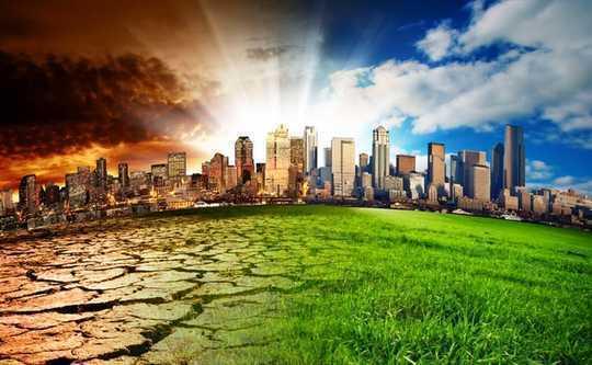 כיצד נקודות התייחסות חברתית יכולות להגביל את ההתחממות הגלובלית