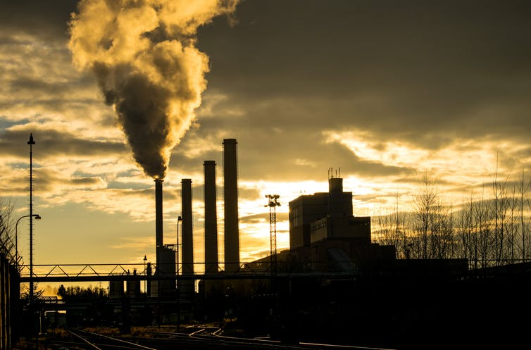 CO₂ 수준과 기후 변화 : 정말 논쟁이 있습니까?