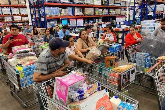 O que causa pânico na compra durante a pandemia de COVID-19
