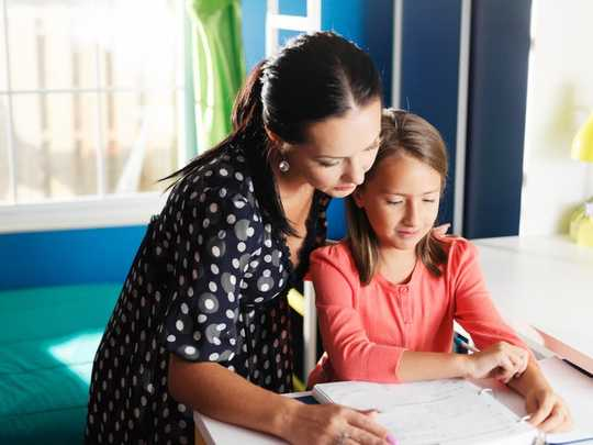 How To Help Your Kids With Homework Without Doing It For Them