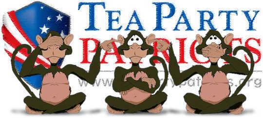 茶话会说不邪恶,不见邪恶,不听邪恶