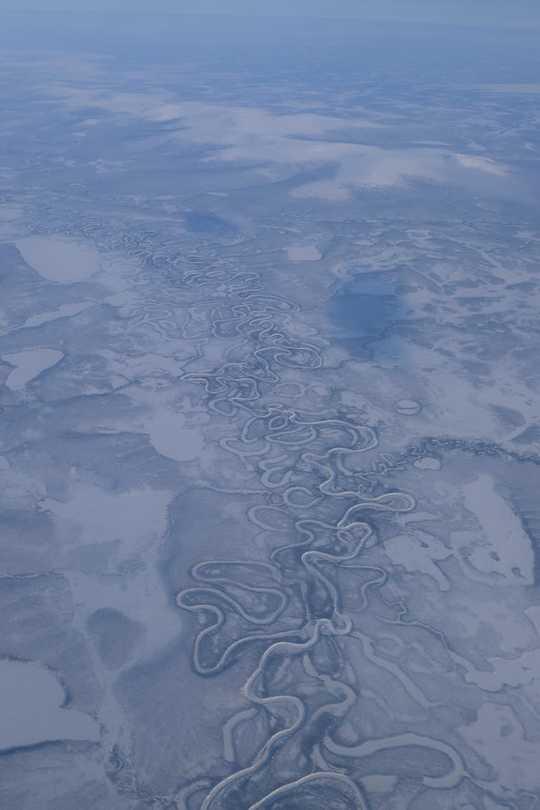 Ito ang Kamakailan-lamang na Carbon Emissions ng Arctic na Dapat Natatakot Kami sa Pagbabago ng Klima
