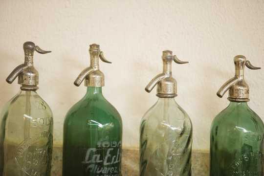 Är Seltzer vatten friskt?