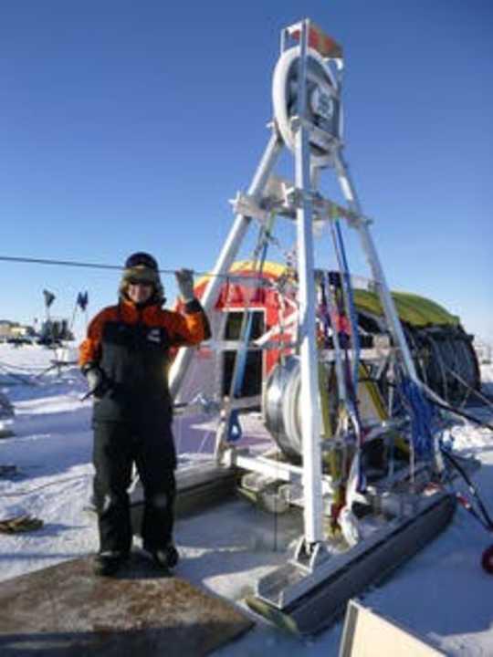 O que um oceano escondido sob o gelo antártico revela sobre o clima futuro do nosso planeta