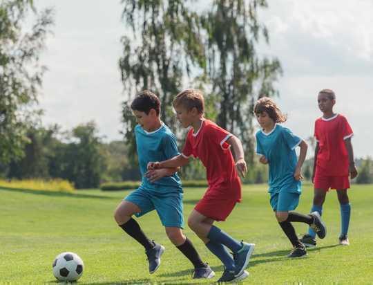 Varför mellanmål efter ungdomsidrott är en dålig idé