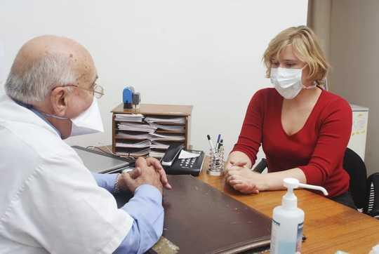 Sẵn sàng để gặp bác sĩ của bạn nhưng sợ đi? Đây là một số hướng dẫn