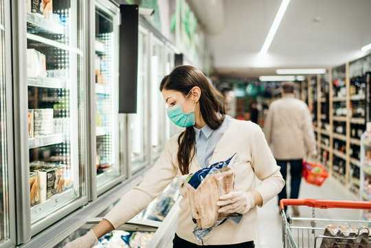 Are You Wearing Gloves Or A Mask To The Shops? You Might Be Doing It Wrong