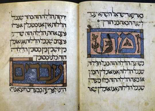 The Medieval History Of Passover: Libel, Conspiracy, And Hope For Freedom