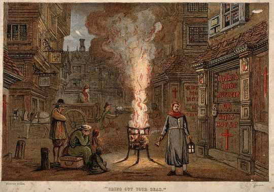 شرح Defoe از طاعون بزرگ سال 1665 با امروز هم جالب است