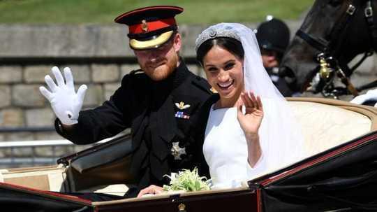 科學如何支持Harry和Meghan轉變其皇家特權
