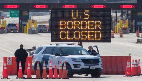 Shuttered Canada-US Border Highlights Different Approaches To The Pandemic – And Differences Between The 2 Countries