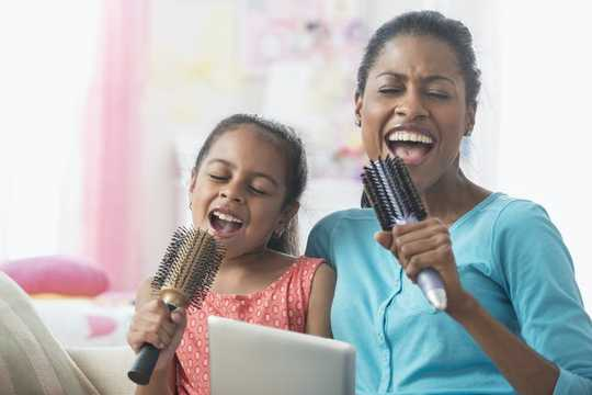 How Using Music To Parent Can Liven Up Everyday Tasks, Build Family Bonds