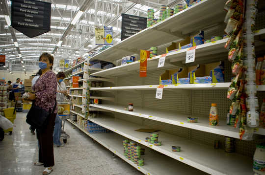 Stocking Up To Prepare For A Crisis Isn't 'Panic Buying'