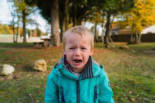 A Parent's Guide To Managing Tantrums