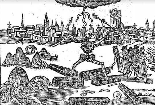 Shakespeare lived his life in plague-time. He was born in April 1564, a few months before an outbreak of bubonic plague swept across England and killed a quarter of the people in his hometown.