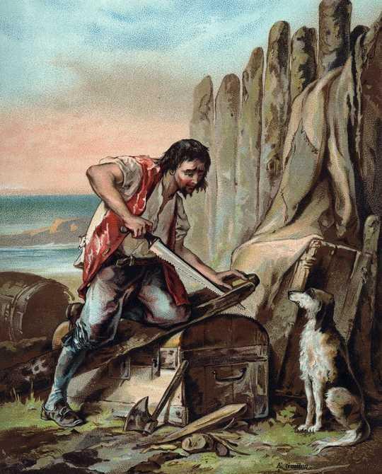 Hur social isolering kan berika våra andliga liv - som Robinson Crusoe