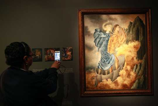 How Artists In The Spanish Speaking World Turn To Religious Imagery To Help Cope In A Crisis