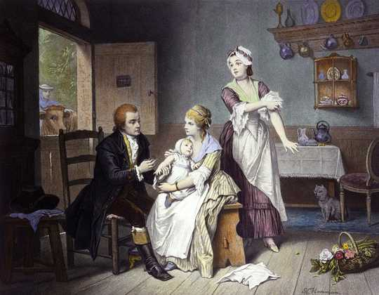 Fra ku-kopp til kusma: Folk har alltid hatt et problem med vaksinasjon