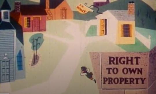 廣告理事會的宣傳運動如何使社會主義成為非美國人