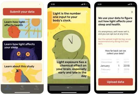 This App Tracks Messed Up Body Clocks During The Pandemic