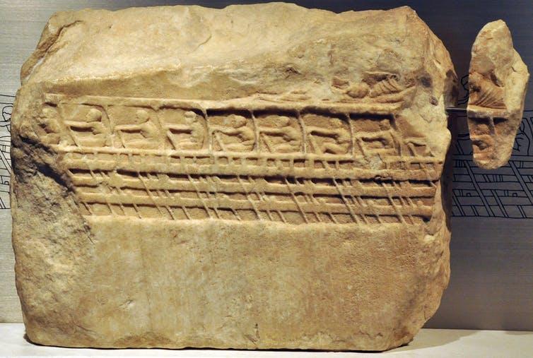 危机中的大规模支出如何在古代雅典带来了流血的后果