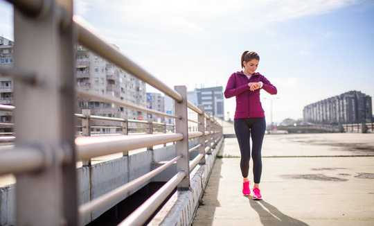 Why Fitness Trackers May Not Give You All The Credit You Hoped For