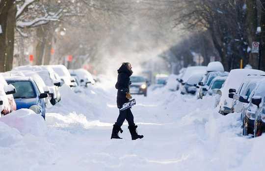 Onko lumilapiointi terveellistä liikuntaa vai tappavaa toimintaa?