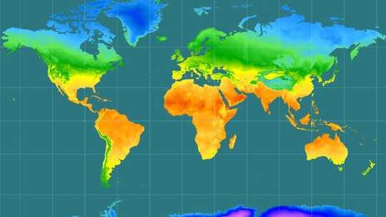 Sal drie biljoene mense regtig in 2070 so warm soos die Sahara leef?
