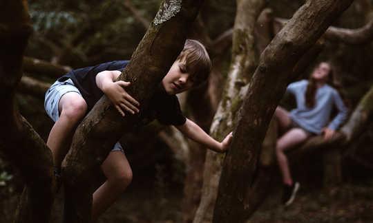 Pour un enfant, être insouciant est intrinsèque à une vie bien vécue