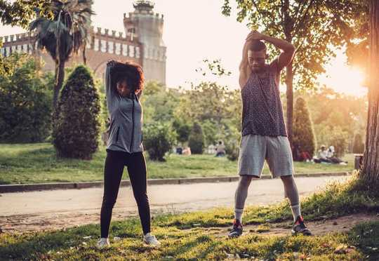 Here's How Exercise Can Help  Chronic Stress And Your mental Health