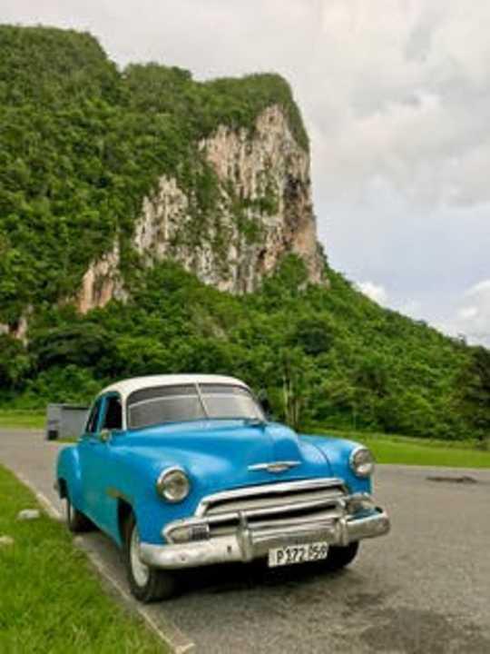 Kuuban puhtaat joet osoittavat ravintoaineiden pilaantumisen vähentämisen edut