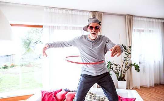 Hvordan legge til fem sunne år i forventet levealder