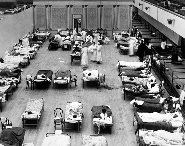 O coronavírus poderia realmente desencadear uma recessão?