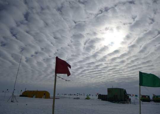 Ano ang Isang Nakatago sa Karagatan sa ilalim ng Antartika ng Yelo Tungkol sa Hinaharap na Klima ng ating Plano