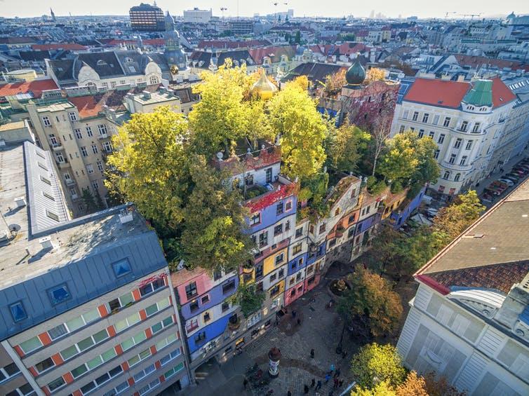 未來的城市森林:如何將我們的城市變成樹梢