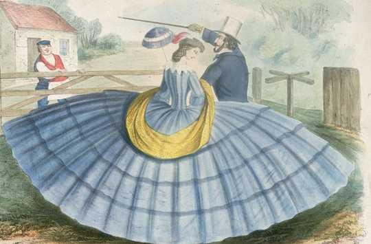 L'histoire à la mode de la distance sociale
