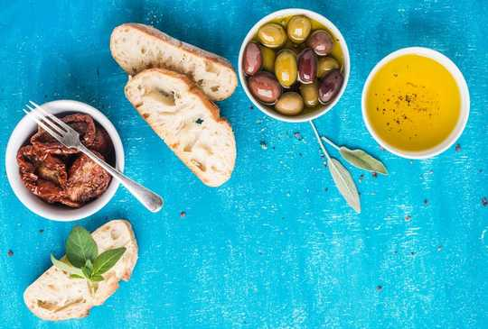 How The Mediterranean Diet Became No. 1 — And Why That's A Problem