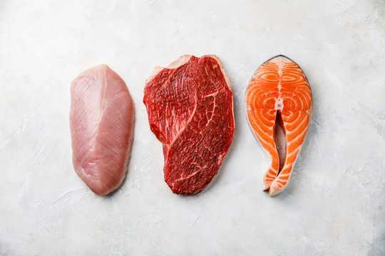 Eating Meat: Links To Chronic Disease Might Be Related To Amino Acids