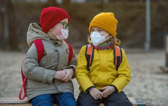 冠状病毒与儿童罕见的炎症性疾病有关