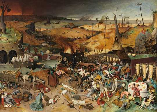 Medieval Europe's Waves Of Plague Also Required An Economic Action Plan